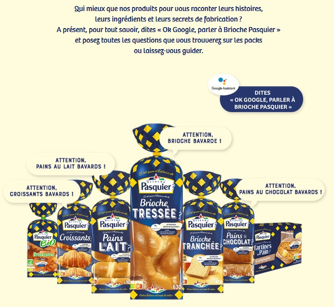 Innovation Pasquier Food