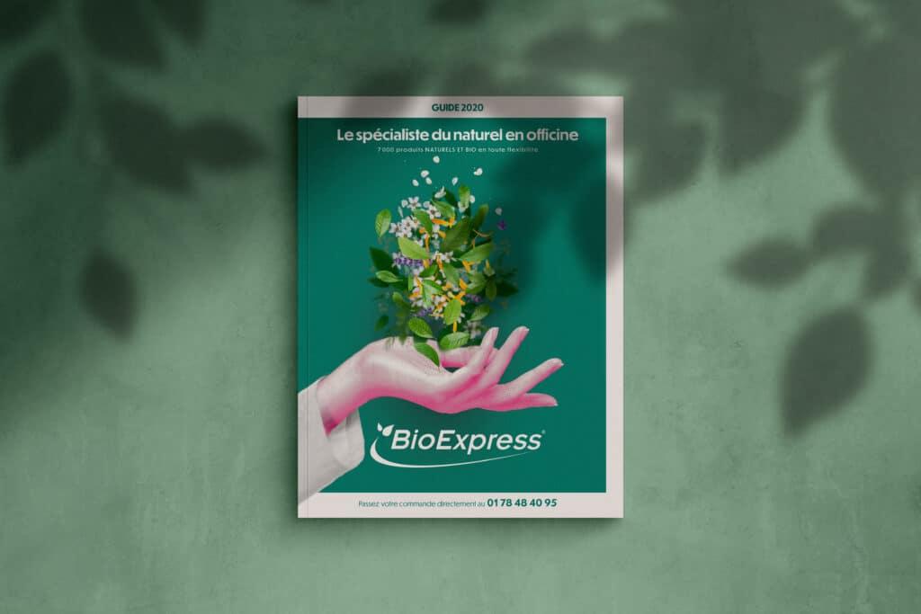 BioExpress Couverture catalogue