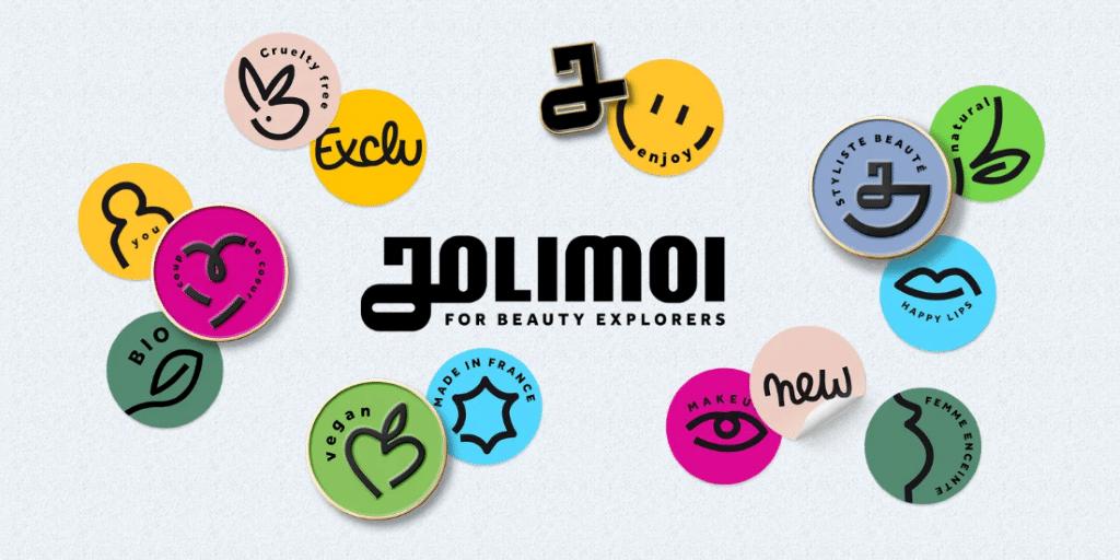campagne communication jolimoi identité visuelle